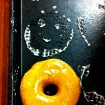 Donut Tray Glaze Smiley