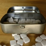 altoid mint white silver