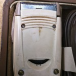 Garage Sale Electric Shaver Smiley