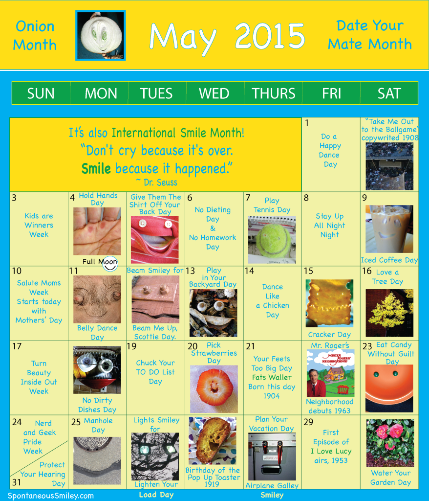 Calendar 2015-5-01