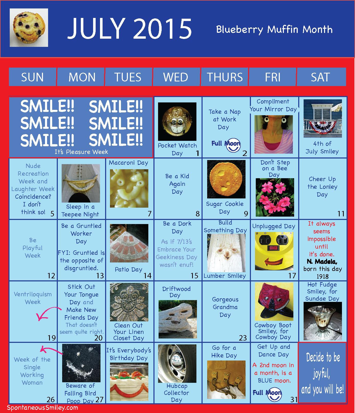 Calendar 2015-7 -01