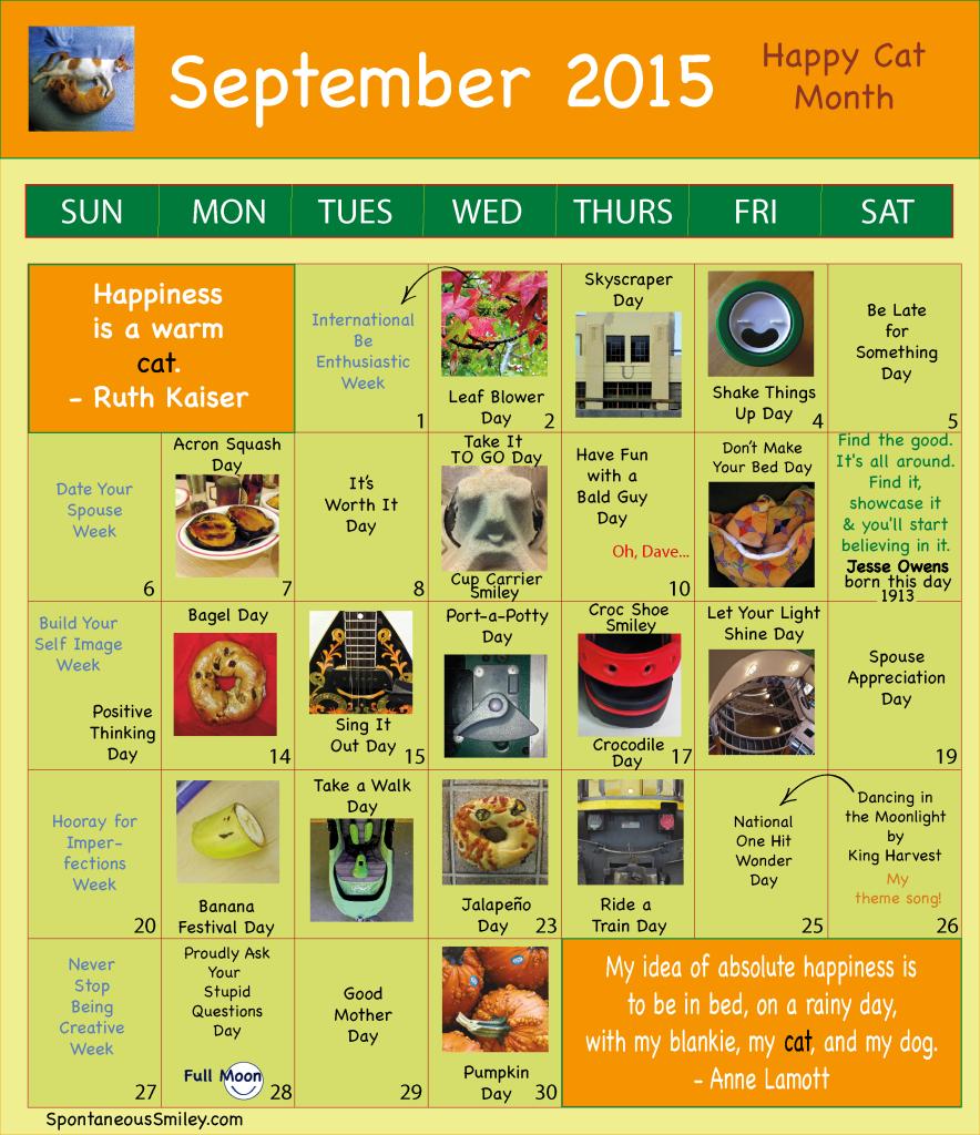 Calendar 2015-9-01