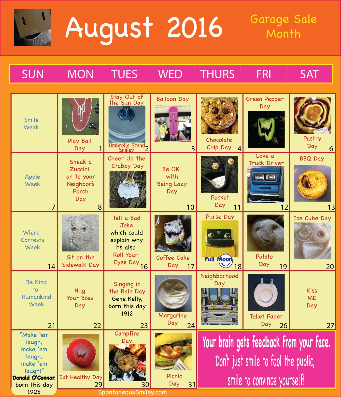 Calendar 2016-8-01