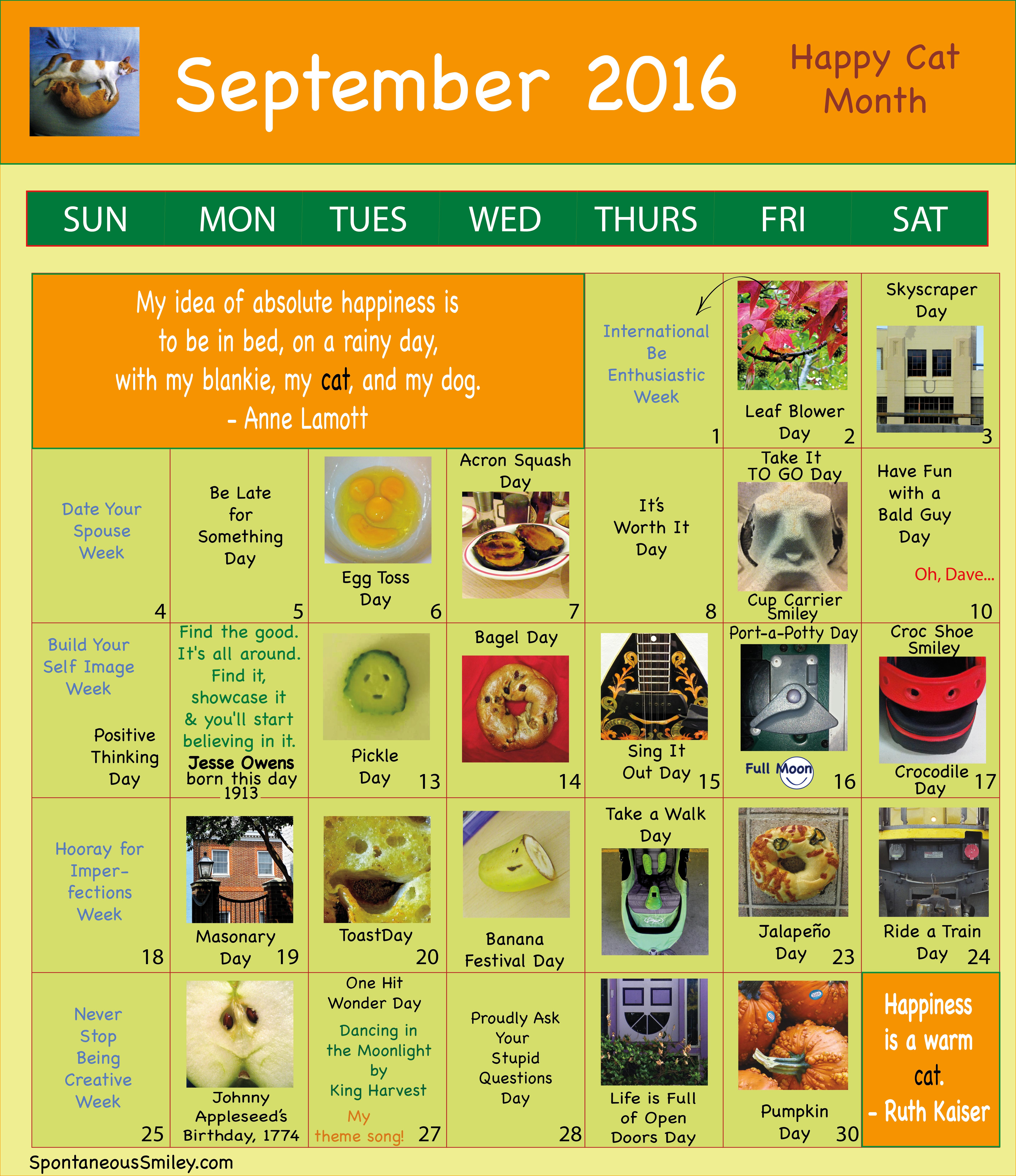 Calendar 2016-9-01